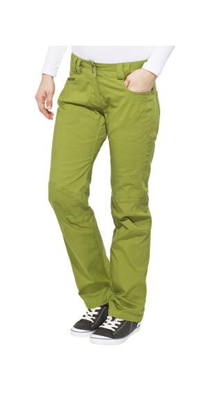 Ocun Zera Pants Women Pond green